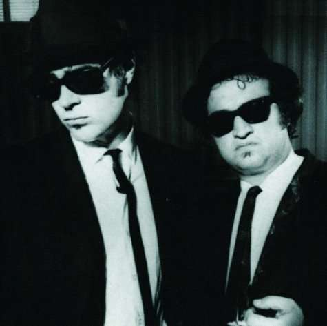 Blues Brothers Soul Patch