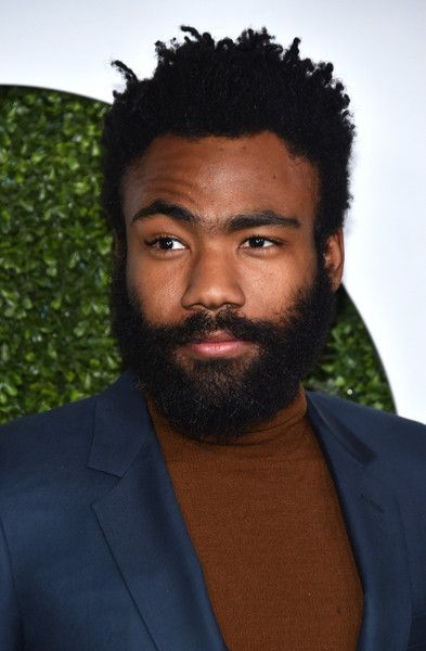 Donald Glover Best Celebrity Hair