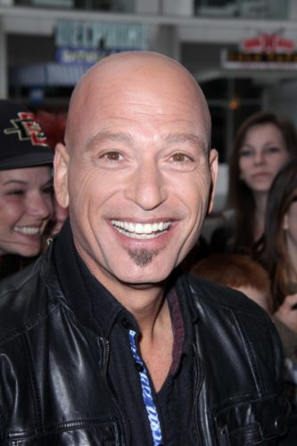Howie Mandel Soul Patch only without a mustache