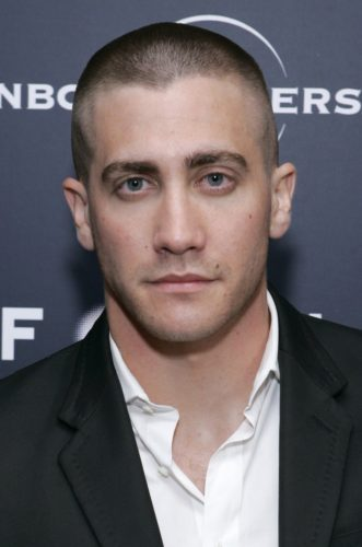Jake Gyllenhaal Buzz Cut