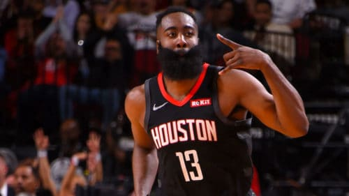 James Harden 2020 All Star highlights - Image courtesy NBA