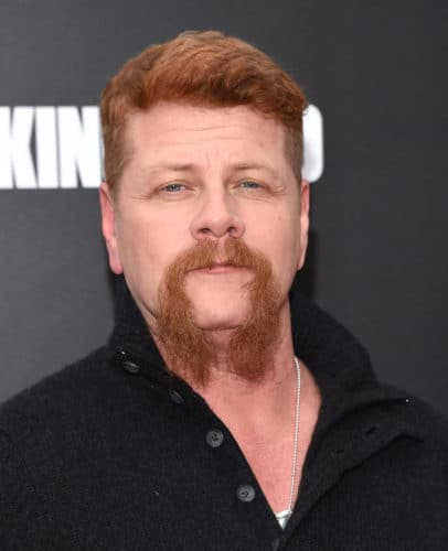 Michael Cudlitz from Walking Dead Goatee