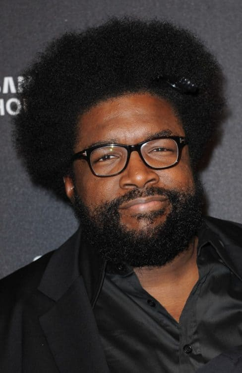Questlove Beard