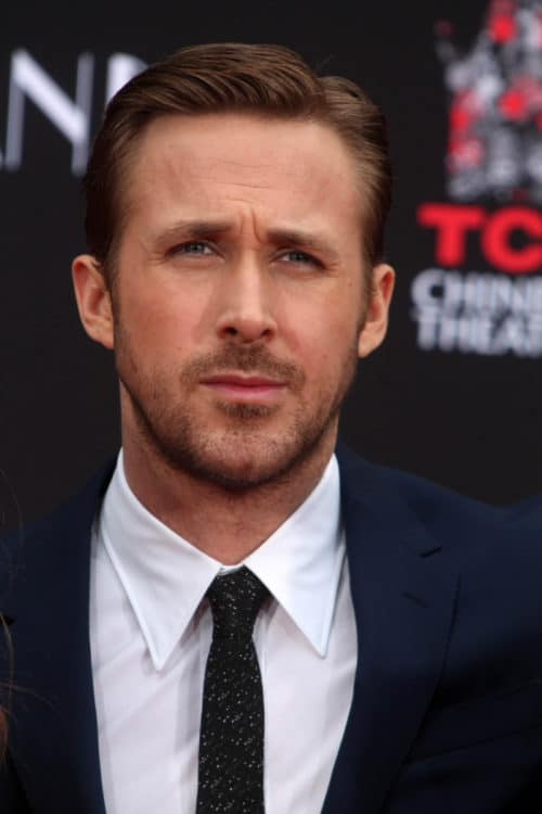 Ryan Gosling Scruffy Beard