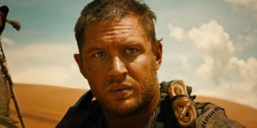 Tom Hardy Mad Max Haircut