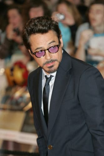 Tony Stark Soul Patch