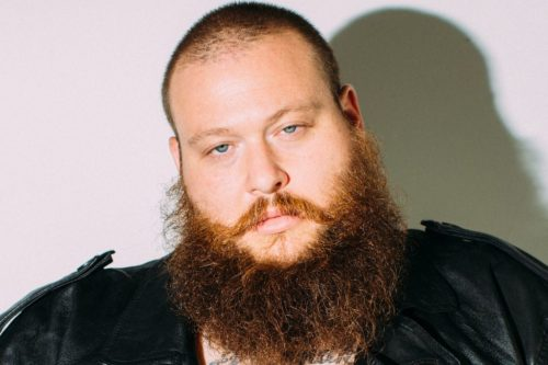 Action Bronson with Short Buzzed Hair