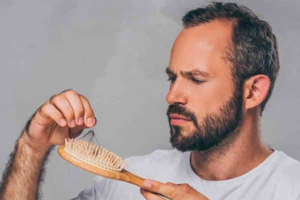 Blocking DHT naturally or with medication can slow the progression of hair loss.