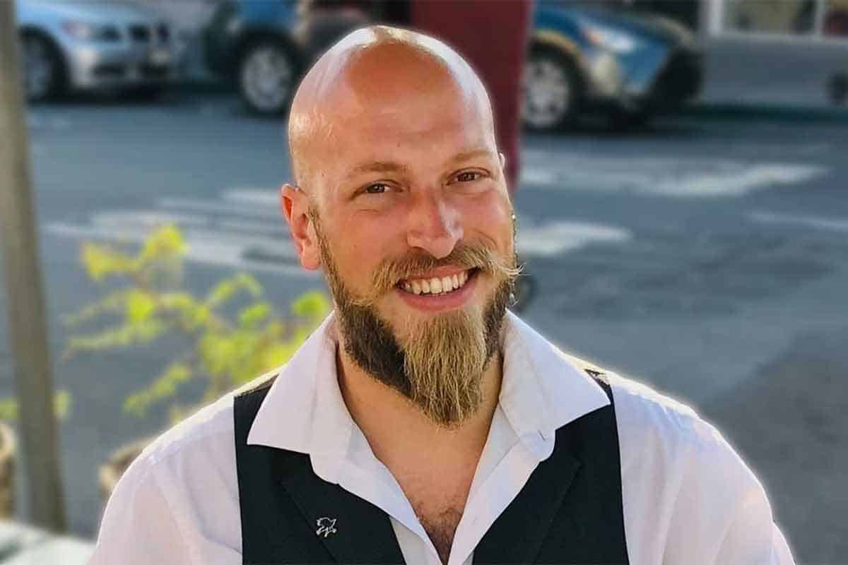 Excellent 15 Best Bald With Beard Styles For Men Bald Beards Natural Hairstyles Runnerswayorg