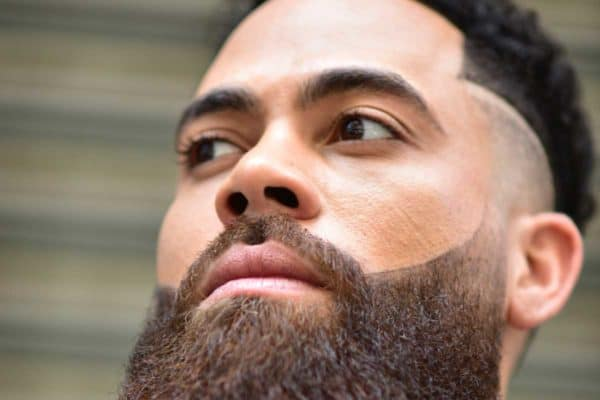 The beard fade is a hot trend and adds a unique look.