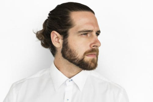 Beard Neckline Trim Guide