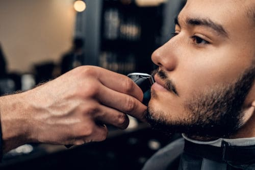 Use the best Mustache Trimmer for a refined look.