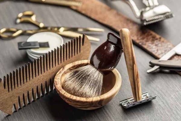 The best shaving brush is a perfect addition to your shaving kit.
