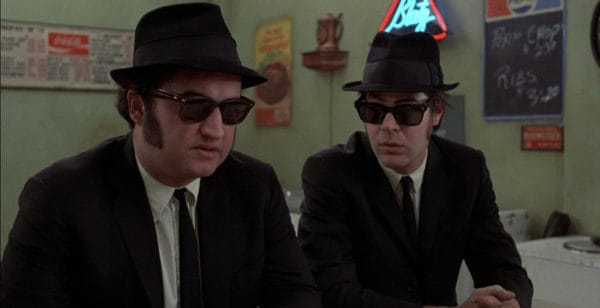 Blues Brothers Mutton Chops