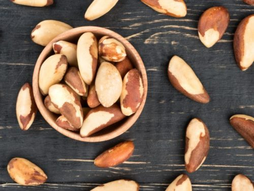 Brazil Nuts for Beard Growth