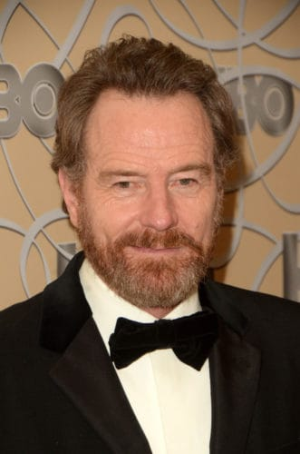 Bryan Cranston with Hair