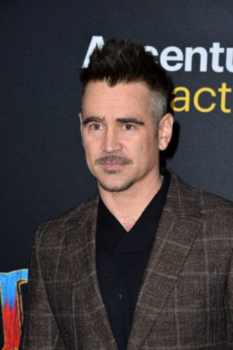 Colin Farrell Soul Patch
