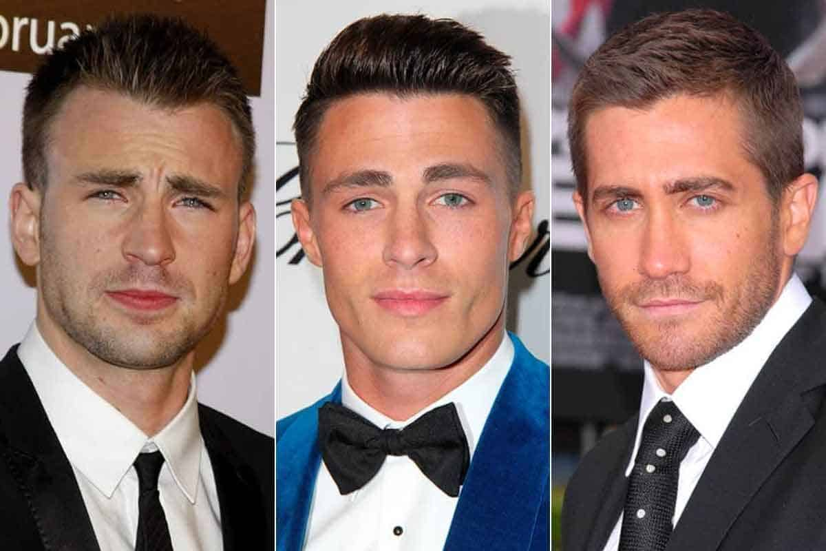 Top Crew Cut Hairstyles
