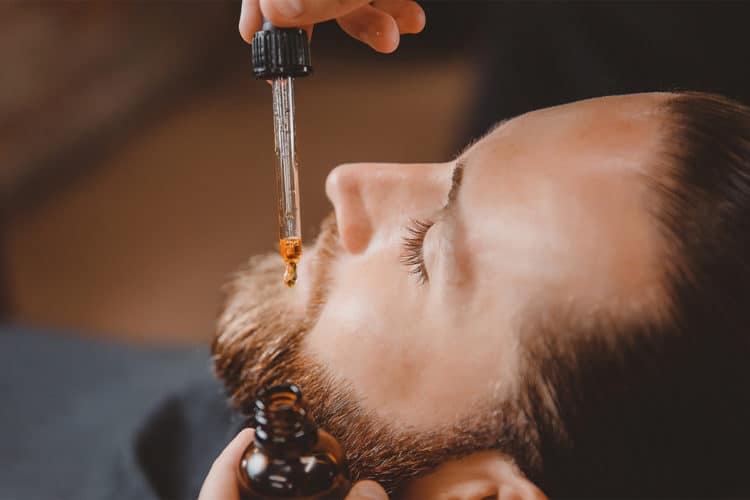 what is beard growth oil