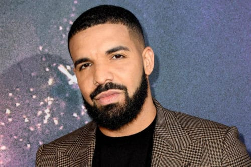 Drake's Haircut is a stylized buzz cut with a fade.