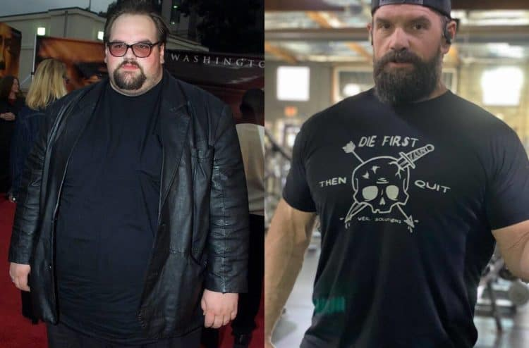 Ethan Suplee After Balding