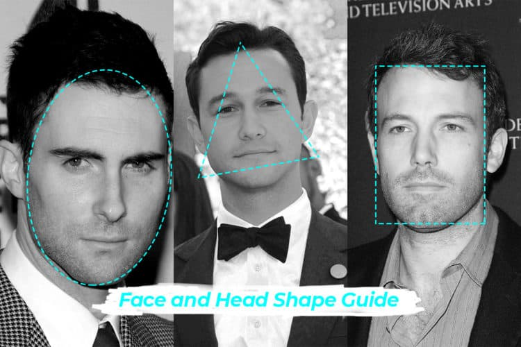 face and head shape guide