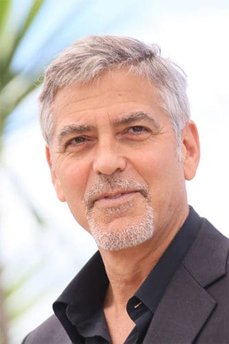 George Clooney Goatee