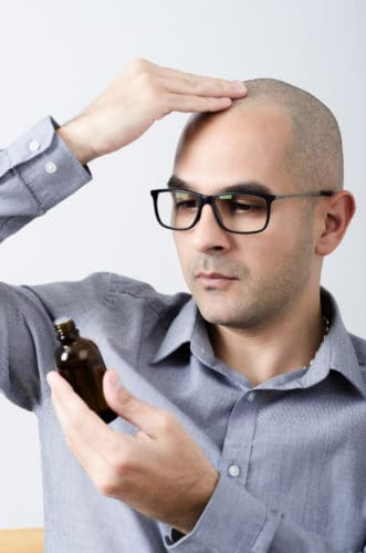 Hair growth oils can be the best product for regrowing hair.