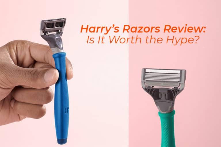 harry's razors review