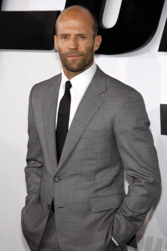 Jason Statham in LA for Fast and the Furious