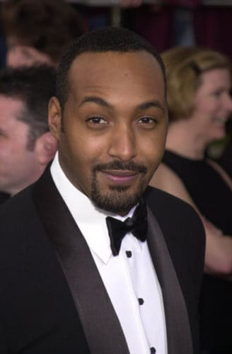 Jesse Martin Law and Order Hairline