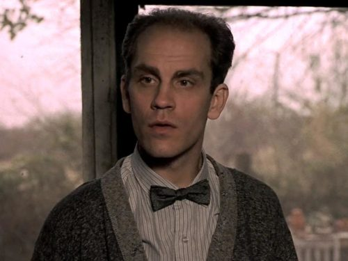 John Malkovich with Hair