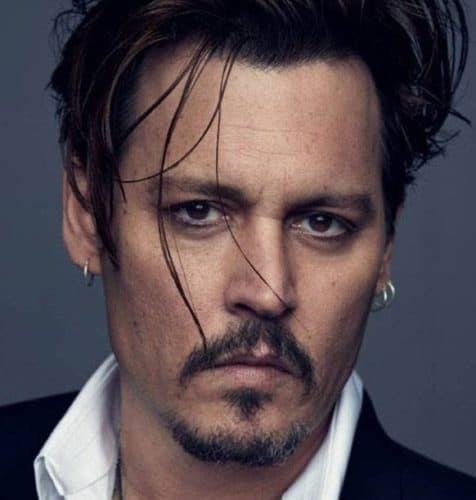 Get Johnny Depp Goatee for a dashing style.