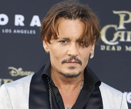 How to Get Johnny Depp's Beard