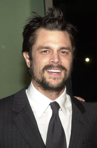 Johnny Knoxville's terrible looking beard