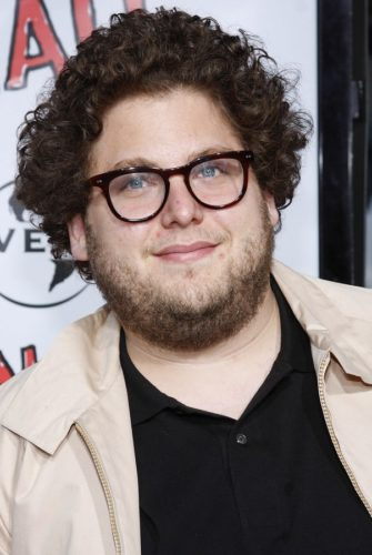 Jonah Hill stubble is one of the worst beards.