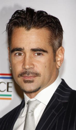 Colin Farrell's Matured Hairline