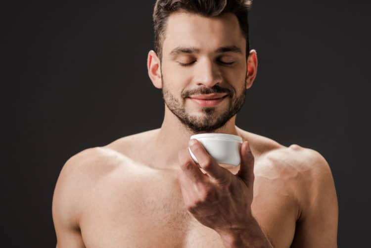 Make your own beard balm at home.