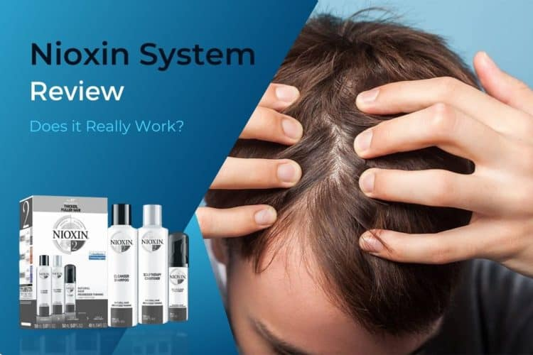 Nioxin System Review