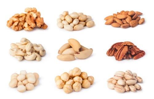 Eat Nuts for Hair Growth