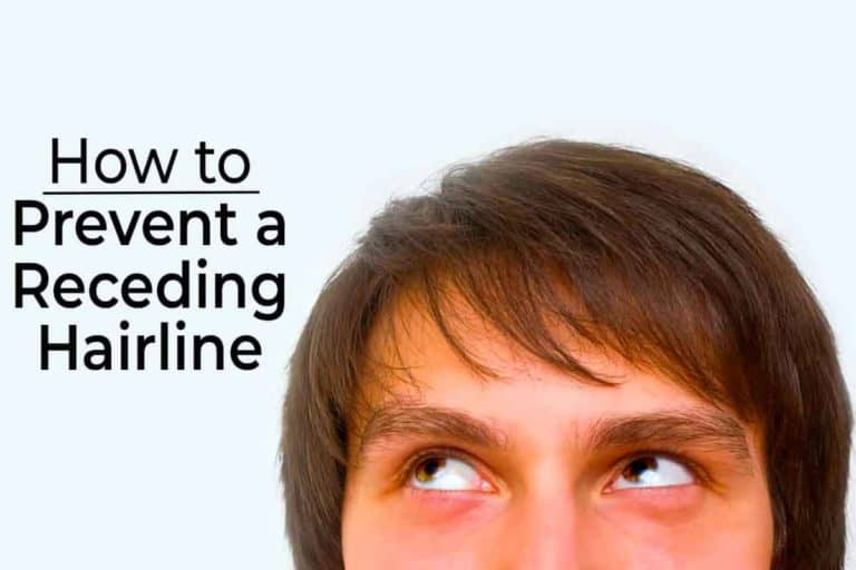 How to Prevent a Receding Hairline
