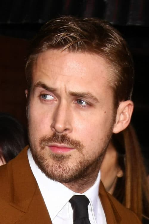 Sophisticated Ryan Gosling Beard