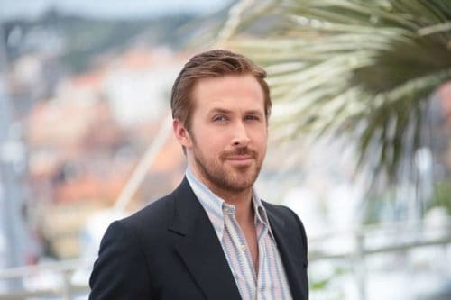 Ryan Gosling stylish beard