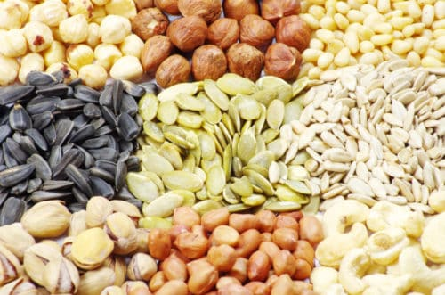 Eat Seeds for Hair Growth