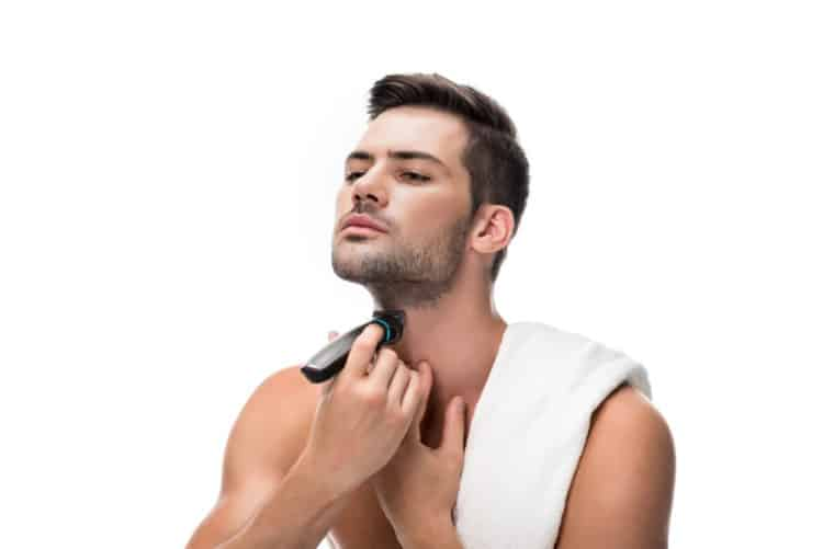 How to shave your neck and clean-up your beard line.