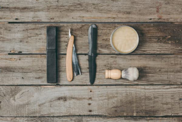 The best shaving soap is important for close barbershop style shaves.