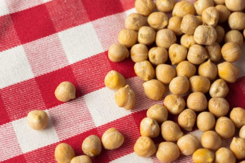Eat Soybeans for Hair Growth