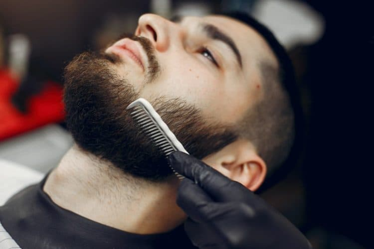 Your beard can benefit from using a quality beard comb.