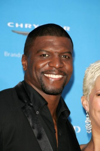 Terry Crews with Short Hair