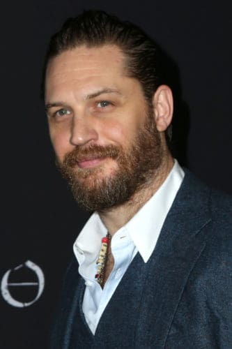 Tom Hardy Best Celebrity Hair